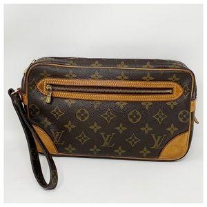 Authentic Louis Vuitton Case Bag